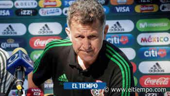 A Juan Carlos Osorio le siguen tirando con todo en México - El Tiempo