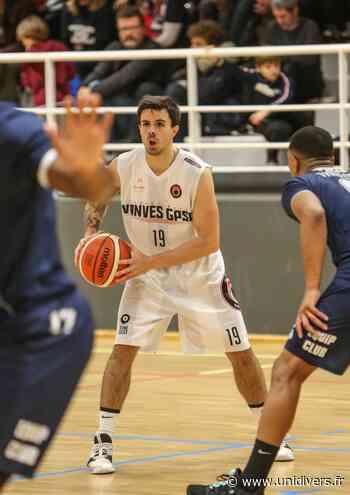 Championnat de France N1 basket Gymnase André Roche Vanves 29 février 2020 - Unidivers