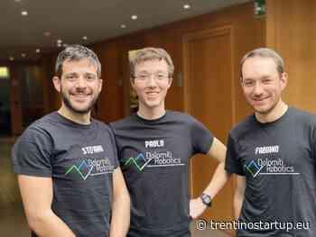 Dolomiti Robotics: a Povo si sviluppano robot intelligenti - Trentino Startup