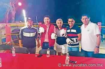 Abren gimnasio de boxeo en Tixkokob - El Diario de Yucatán