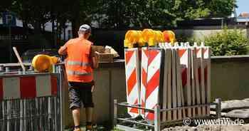In Friedrichsdorf beginnen ab März Kanal- und Straßenbauarbeiten - Neue Westfälische
