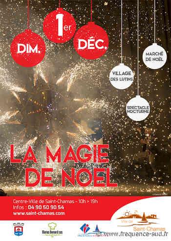 La Magie de Noël - Saint Chamas - 01/12/2019 - Saint-Chamas - Frequence-Sud.fr