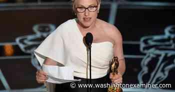 '#RESIST': Patricia Arquette rallies support for 'shutdown' to disrupt US economy - Washington Examiner
