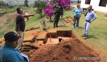 Contaminación por vertimientos en quebrada La Clorinda, en Dagua - Caracol Radio
