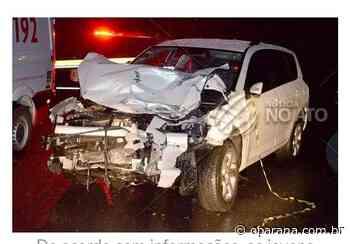 Quatro mulheres de Dois Vizinhos morrem em grave acidente na BR-282 - O Paraná