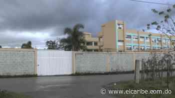 Escuela Padre Fantino cerca de una década en construcción y aún no ha sido terminada - El Caribe