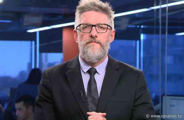 "Luis Novaresio contundente: ""Fantino es conductor, pero yo soy periodista"" - Canal Net Tv"