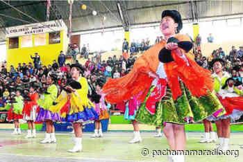 En Ayaviri se desarrolló el trigésimo octavo concurso interregional de Pandilla y Marinera - Pachamama radio 850 AM