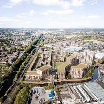 Green light for Galliard & Apsley's £165m Soho Wharf in Birmingham • PrimeResi - PrimeResi