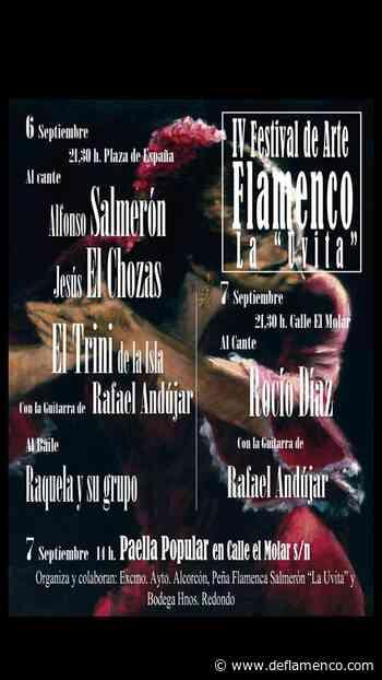 Festival de Arte Flamenco 'La uvita' - Alcorcón - Revista DeFlamenco.com - DeFlamenco.com