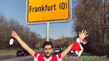 Am Main oder an der Oder? Benfica-Fans fahren ins falsche Frankfurt - GrenzEcho.net