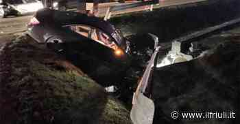 Scontro tra tre auto a Buttrio, cinque feriti sulla statale - Il Friuli