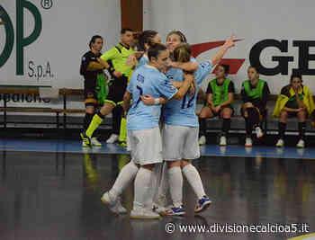 SS Lazio – Vip Tombolo 4-0   19a giornata Serie A femminile 19/20 - Divisione Calcio a 5