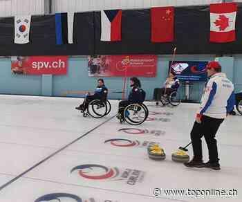 TOP FOKUS: Rollstuhl-Curling-Weltmeisterschaft in Wetzikon - TOP ONLINE