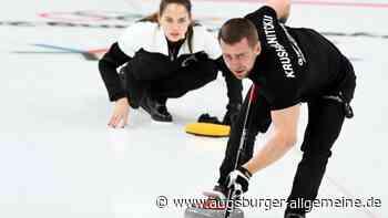 Curling-WM 2020 der Männer: Termine, Zeitplan und Live-TV - die Infos - Augsburger Allgemeine