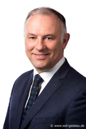 Michael Kallies wird neuer Leiter der Zeppelin Niederlassung Frankenthal - Beschaffungsdienst GaLaBau
