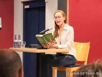 TV-Star Andrea Sawatzki liest in der Buchhandlung Thalia in Pforzheim - Pforzheimer Zeitung