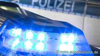 Jugendliche sollen Baumstämme auf Bahngleise gelegt haben - Süddeutsche Zeitung