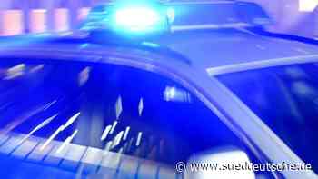 Regionalexpress beworfen: Bundespolizei ermittelt - Süddeutsche Zeitung
