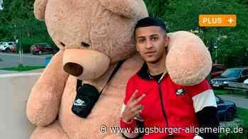 Der Musiker Azan aus Kaufering stürmt die Hip-Hop-Szene - Augsburger Allgemeine