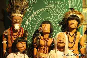 Arcoverde recebe exposição de bonecos protagonistas sobre 500 anos do Brasil - G1