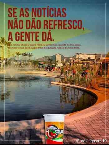 Guara Hora, o guaraná do MEIA HORA, está nas bancas - Jornal O Dia