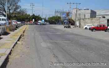 Busca edil de Tepalcingo apoyo del gobierno estatal para ampliación de carretera - El Sol de Cuautla