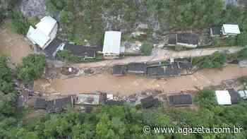 Prefeitura de Vargem Alta emite alerta à população após chuvas - A Gazeta