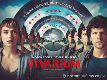 Thriller VIVARIUM, Starring Jesse Eisenberg and Imogen Poots, To Receive Cinema and Digital Release in UK - HorrorCultFilms