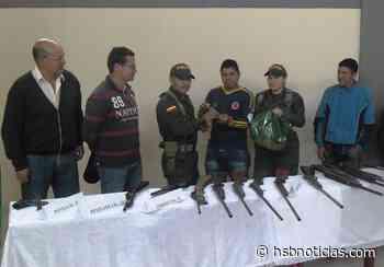 En marcha jornadas para el plan desarme de San Pedro de Cartago | HSB Noticias - HSB Noticias