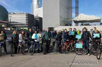 Municipales à Puteaux : le vélo a la cote chez tous les candidats - Le Parisien
