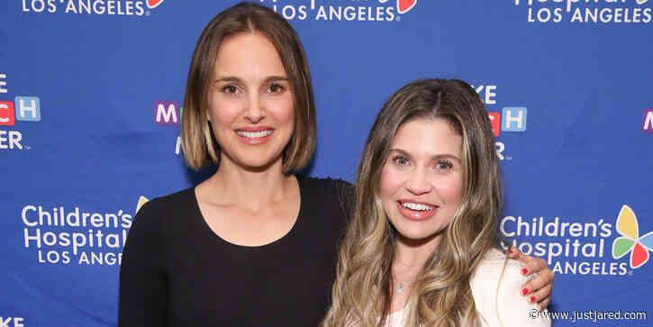 Natalie Portman Kicks Off CHLA's Make March Matter Campaign With Danielle Fishel