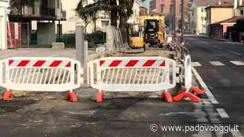 Carmignano di Brenta: in corso i lavori lungo la ciclopedonale su viale Europa - PadovaOggi