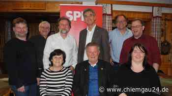 Kommunalwahl 2020: Landratswahl im Berchtesgadener Land: Konhäuser bei der SPD Rupertiwinkel | Tittmoning - chiemgau24.de