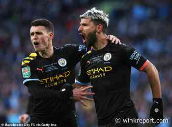 Foden shows intelligence beyond his years in Carabao Cup final win - Wink Report