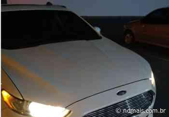 Casal de estelionatários é preso com documentos falsos em Tijucas - ND