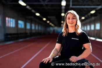 Die querschnittsgelähmte Bahnradfahrerin Kristina Vogel ist eine Kämpferin - Behindertensport - Badische Zeitung - Badische Zeitung