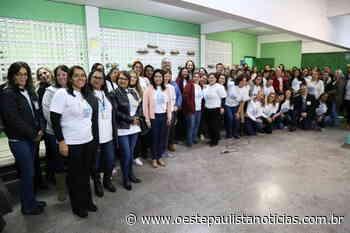 Educação de Vargem Grande Paulista discute melhorias para a base curricular do ensino municipal – Oeste Paulista - Portal Oeste Paulista