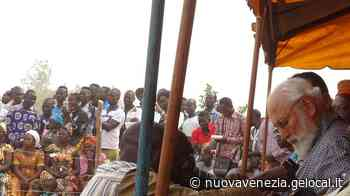 Noale. Dai pozzi d'acqua alle scuole. Un liceo in Burkina Faso grazie a Padre Libralato - la Nuova di Venezia