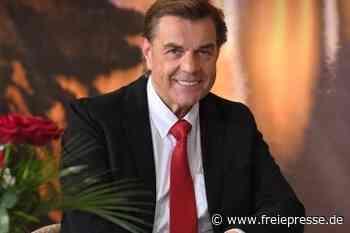 Sänger Willy Lempfrecher kommt nach Mulda - Freie Presse