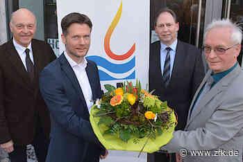 Aufstieg von Versmold nach Blomberg - Zeitung für kommunale Wirtschaft
