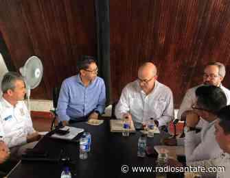 ANI realiza mesa de diálogo con autoridades del Valle del Tenza - Radio Santa Fe