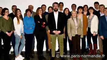 Municipale 2020. Les colistiers de Gwénaël Labarre à Bonsecours - Paris-Normandie