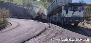 Cantieri aperti sulla provinciale 1 e 1B Ancarano – Tronto [FOTO] - Abruzzonews