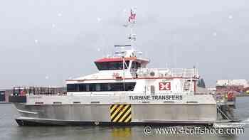 Mill Bay renamed Mareel Viridian - 4C Offshore