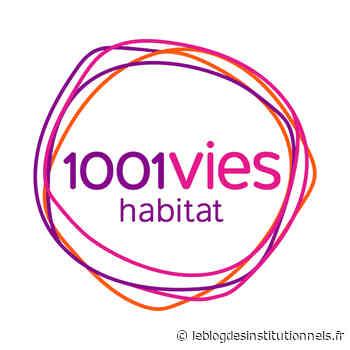 Réhabilitation de grande ampleur pour la résidence Les Landes à Chatou (78) @1001ViesHabitat @Les_Yvelines - Le Blog des Institutionnels