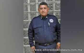 Relevan a titular de seguridad pública en Huimanguillo - El Heraldo de Tabasco