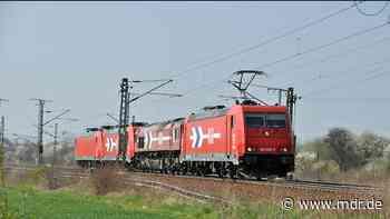 Bahn bereitet Streckenausbau zwischen Riesa und Coswig vor - MDR
