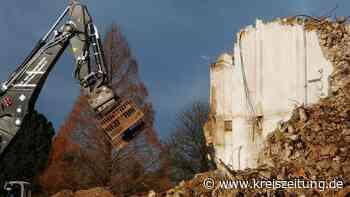 Weyhe-Leeste: GS-Agri-Türme werden abgerissen - Politiker mit ersten Ideen - kreiszeitung.de