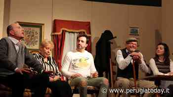 """VISTI PER VOI Al teatro Riccini di Ponte Felcino trionfa """"Dolce attesa"""" con la Compagnia """"'Nduèlle"""" - PerugiaToday"""